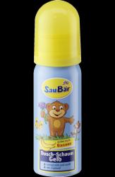 SauBar Bananowa pianka do kąpieli ŻÓŁTA Super Kąpiel