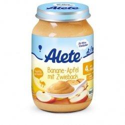 Alete BIO deser Banan Jabłko Sucharki 4m 190g
