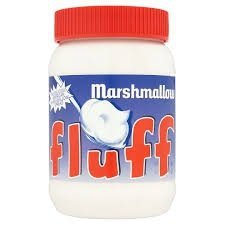 Fluff Marshmallow Pianka Do Kanapek Wanilia