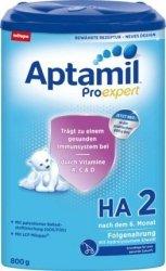Aptamil HA 2 hipoalergiczne mleko po 6 m. 800g