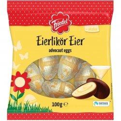 Friedel Jajka Ciemna Czekolada Eierlikor Likier jajeczny