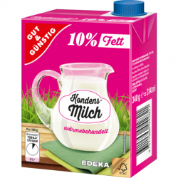 G&G Delikatna Śmietanka Mleczko do kawy 10% 340g
