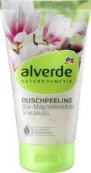 Alverde Naturalny Bio Żel-Peeling Pod Prysznic Wegan