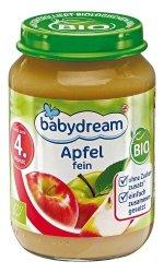 BabyDream Bio Jabłko 4m 190g