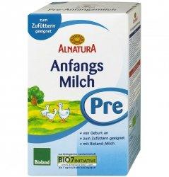 Alnatura Pre Bio mleko początkowe od urodzenia 500g