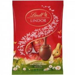 Lindt Lindor Wielkanocne Jajeczka z Topiącym się kremem 90g