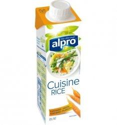 Alpro Śmietana Ryżowa Bez Laktozy