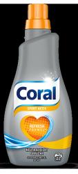 Coral Sport Aktiv żel do prania Ubrań Sportowych 22p