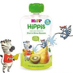 Hipp Hippis 100% Owoców Kiwi Gruszka Banan 100g