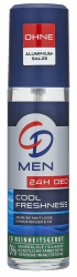 CD MEN dezodorant atomizer Cool Freshness 75ml