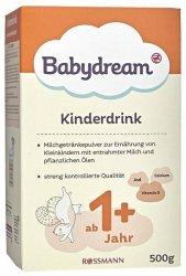 BabyDream mleko dla dzieci od 12 miesiąca życia 500g