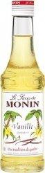Monin Syrop Waniliowy Kawa Drinki Napoje 700ml