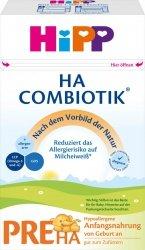 HiPP PRE HA Combiotik 500g Mleko początkowe od urodzenia
