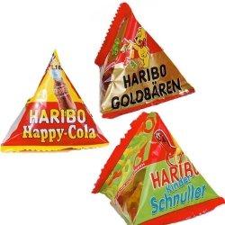 Haribo Żelki Pyramidos 1 Piramidka wersja hotelowa DE