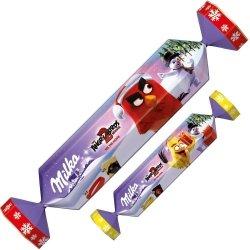 Milka Czekolada Skorupce Angry Birds z Naklejkami