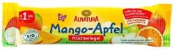 Alnatura Bio Batonik Mango Jabłko Winogron 25g po 1 roku