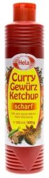 Hela Curry Ketchup Schart Ostry Wegański