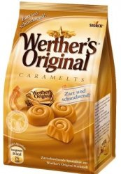 Werther's Original Cukierki Karmelowe De