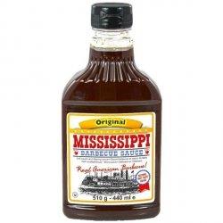 Mississippi BBQ Sos Original Amerykański Sos Grill