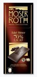 Moser Roth Edel Bitter 70% Kakao Gorzka Czekolada