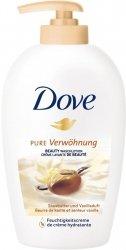 Dove kremowe mydło w płynie z Masło Shea Wanilia 250