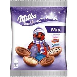 Milka Mix Czekolad Mikołaj Daim Oreo Knister