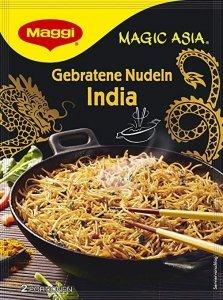 Maggi Smażony Indyjski Makaron Z Curry 8min Wege