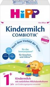 HiPP Kinder Combiotik 600g Mleko junior po 1+