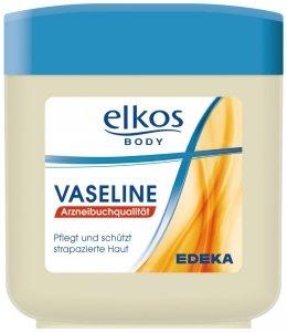Elkos 100% czysta wazelina 125 gr Niemiecka