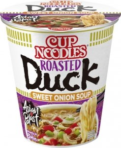 Cup Noodle Roasted Duck Zupka Makaron Warzywa Kaczka