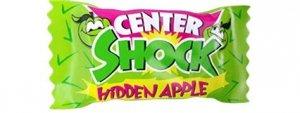 Center Shock Apple Mega Kwaśne guma Balonowa 1 szt