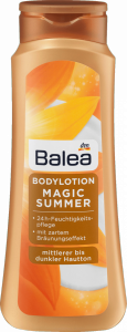 Balea samoopalacz z balsamem Magic Summer 400 ml