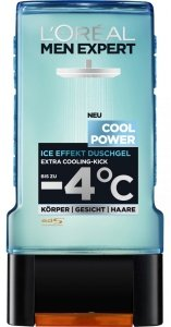 LOREAL MEN EXPERT Cool Power Żel pod prysznic