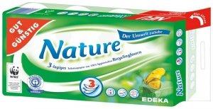 GG Papier toaletowy Nature 100%recyk 3 warst 8x200