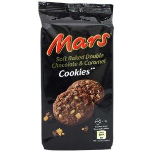 Mars ciasteczka ciastka Czekolada Karmel 162g