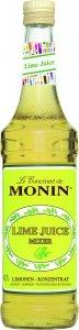 Monin Syrop Lime Juice Mixer Kawa Drinki Napoje 700ml