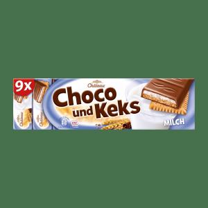 Chateau Ciasteczka Choko Keks czekolada Nadzienie 300g