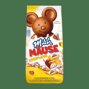 Chateau Milch Mause Cukierki Myszki Cornflakes 210g