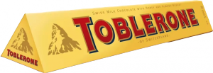 Toblerone szwajcarska mleczna czekolada 100g