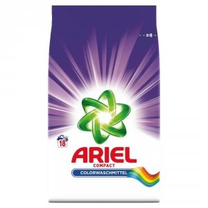 Ariel Compact Color proszek do Koloru 18p