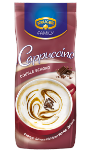 Kruger Double Schoko Cappuccino podwójna czekolada 500g