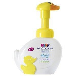 Hipp Kremowa pianka do mycia twarzy i rączek 250ml