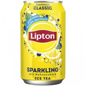 Lipton Sparkling Ice Tea herbata Gazowana Classic