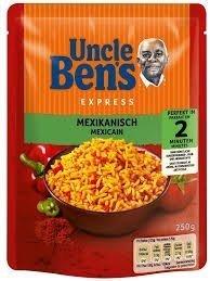 Uncle Bens gotowe Danie Kuchni Meksykańskiej Ostre