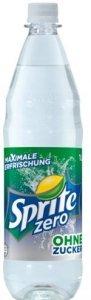 Sprite Zero Bez Cukru Dieta 1l Z Niemiec