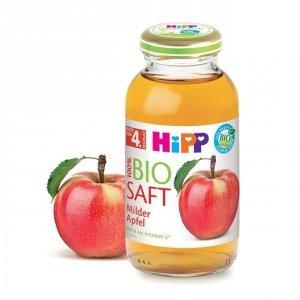 Hipp Bio Sok 100% Jabłko Witamina C 4m 200ml
