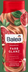 Balea Szampon do Włosy farbowane Granat 300ml