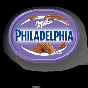 Philadelphia Serek Czekoladowy z Milka 175g