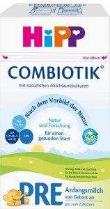 HiPP PRE BIO Combiotik 600g Mleko Początkowe