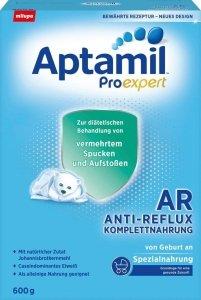 Aptamil Anti-Reflux Ulewanie mleko początkowe 600g